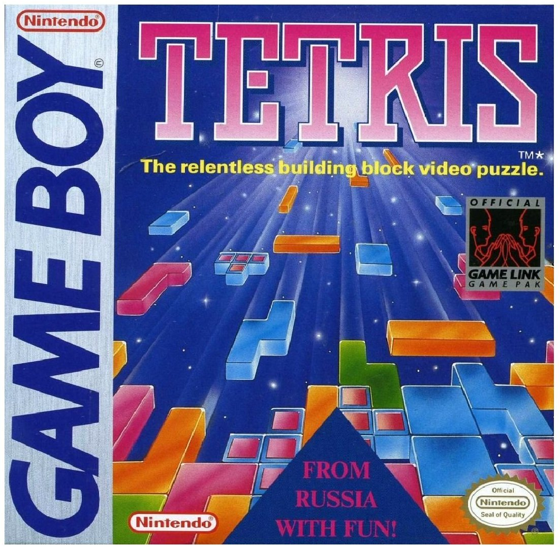 Tetris, the α and the Ω of Game Boy.